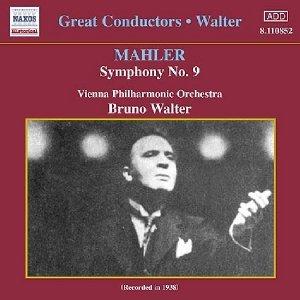 Image for 'MAHLER: Symphony No. 9 (Walter) (1938)'