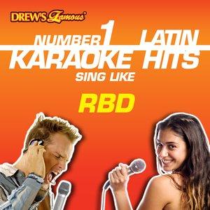 Image for 'Drew's Famous #1 Latin Karaoke Hits: Sing like RBD'