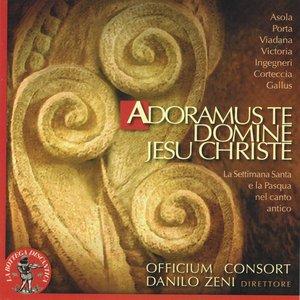Image for 'Dominica In Palmis de Passione Domini: Hosanna filio David: Antiphona'
