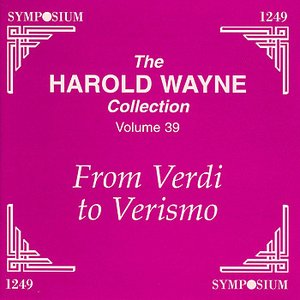 Image for 'The Harold Wayne Collection Vol. 39'