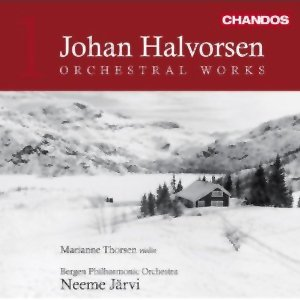 Image for 'Johan Halvorsen: Orchestral Works - Volume 1'