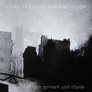 Image for 'iron filings and sellotape'