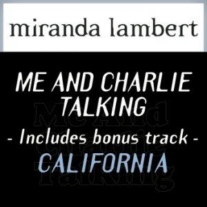 "Imagem de 'Me And Charlie Talking (Includes bonus track ""California"")'"