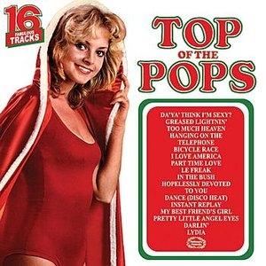 Image for 'TOP OF THE POPS 70'