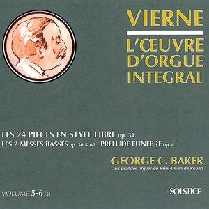Image for 'Vierne: L'Å'uvre d'orgue'