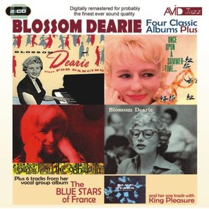 Imagem de 'Blossom Dearie Plays For Dancing: Surrey With The Fringe On Top'