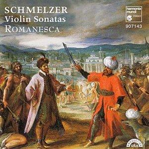 Image pour 'Schmelzer: Violin Sonatas'