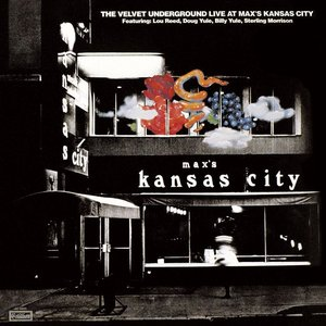 Image pour 'Live at Max's Kansas City'