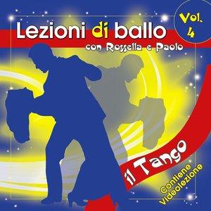 Bild für 'Lezioni di ballo vol.4 Il tango'