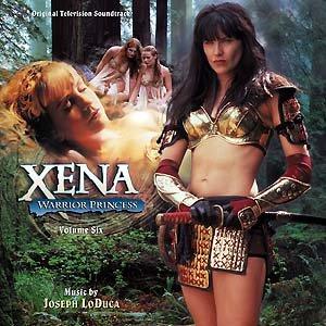 Image pour 'Xena: Warrior Princess - Volume Six'