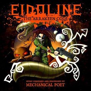 """Eidoline: The Arrakeen Code""的封面"