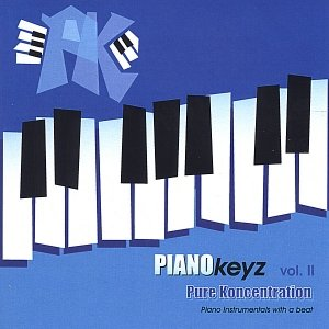Image for 'Piano Keyz vol. II'