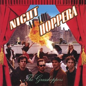 Image for 'Night At The Hoppera'