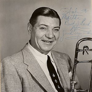 Image for 'Jack Teagarden and His Orchestra'