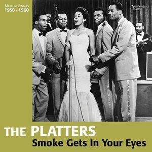 Image for 'Smoke Gets in Your Eyes (Mercury Singles 1958 - 1960)'