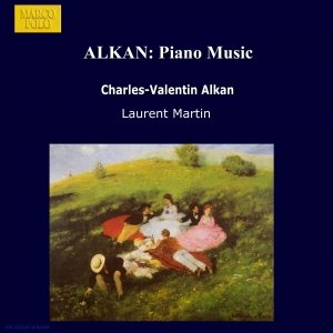 Image for 'ALKAN: Piano Music'