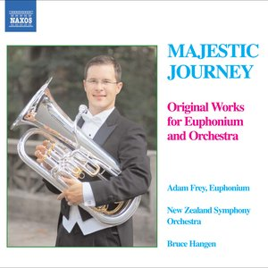 Image for 'Majestic Journey - Original Works for Euphonium and Orchestra'