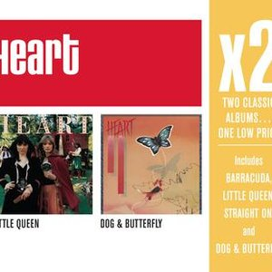 Image for 'X2 (Little Queen/Dog & Butterfly)'