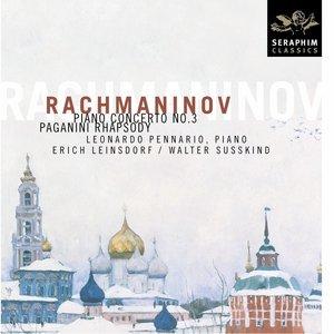 Bild für 'Rachmaninov: Piano Concerto No. 3'