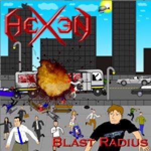Image for 'Blast Radius'