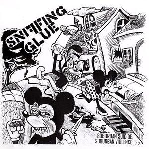 Bild für 'Suburban suicide, suburban violence'