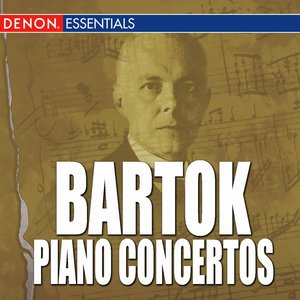 Image for 'Béla Bartók - Piano Concertos'