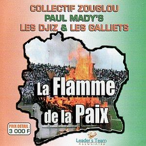 Image for 'La Flamme de la Paix'