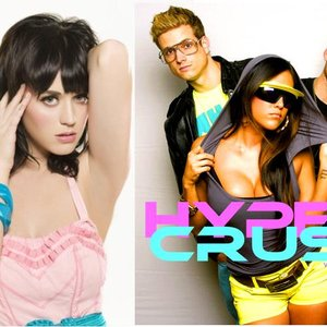 Image for 'Katy Perry feat. HYPER CRUSH'