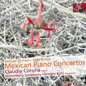 Imagen de 'Mexican Piano Concertos'
