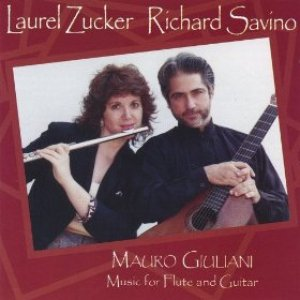 Image for 'Giuliani: Music for Flute and Guitar'