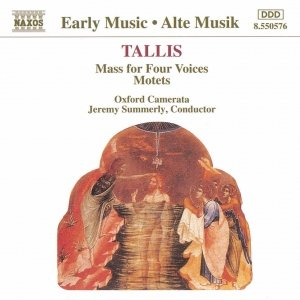 Image for 'TALLIS: Mass for Four Voices / Motets'