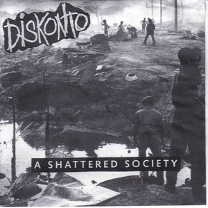 Image for 'A Shattered Society EP'