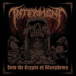 Image for 'Into the Crypts of Blasphemy'