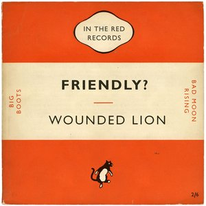 Image for 'Friendly? - single on In The Red Records'