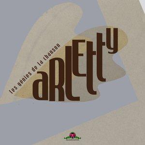 Image for 'Les génies de la chanson : Arletty'