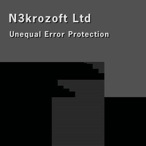 Image for 'Unequal Error Protection'