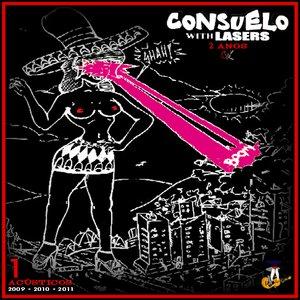 "Image for 'Consuelo With Lasers: 2 Anos CD 1 ""Acústicos""'"