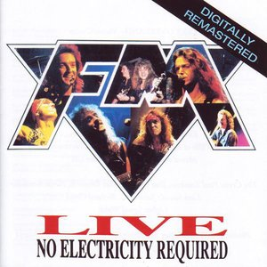 Image for 'Live: No Electricity Required'