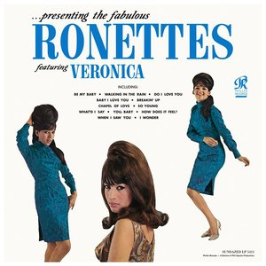 Immagine per 'Presenting the Fabulous Ronettes Featuring Veronica'
