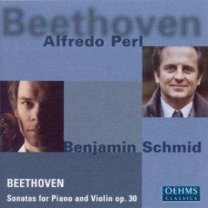 Image pour 'Beethoven, L. Van: Violin Sonatas Nos. 6-8'