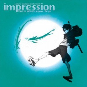 Image for 'IMPRESSION: Samurai Champloo OST'