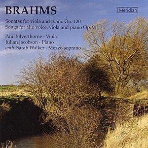 Image for 'Brahms: Viola Sonatas and Songs with Viola'