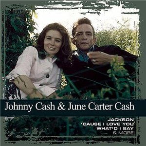 Immagine per 'Johnny Cash/June Carter Cash'