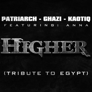 Image pour 'Higher - A Tribute To Egypt'