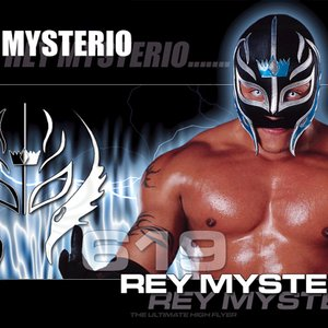 Image for 'Rey Mysterio'