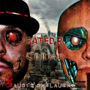 Image pour 'Rated R vs Trilian: Audio Onslaught'