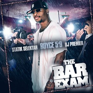 Image for 'The Bar Exam'