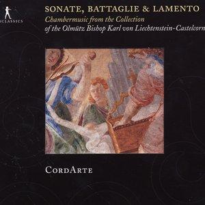 Image for 'Chamber Music (Baroque 17Th Century) - Kerll, J.C. / Poglietti, A. / Rittler, P.J. / Fischer, J. / Bertali, A. / Schmelzer, J.H. (Cordarte Ensemble)'