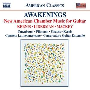 Image for 'Awakenings: New American Chamber Music for Guitar'