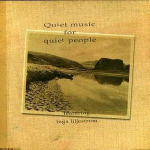 Image for 'Quiet music for quiet people'